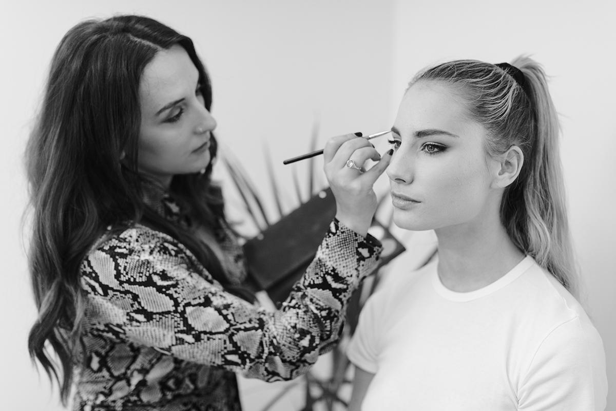 The First Bridal Make-Up Masterclass by Katerina Theocharis