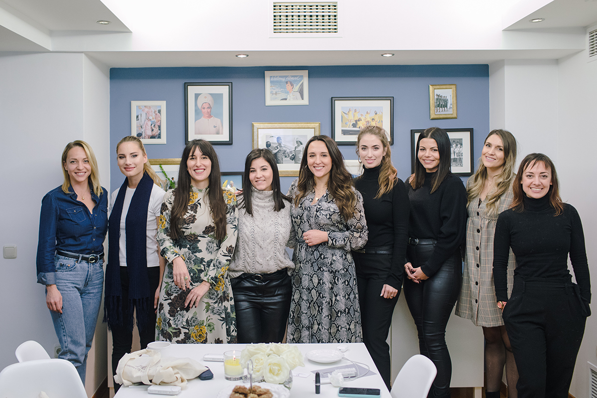 The First Bridal Make-Up Masterclass by Katerina Theocharis